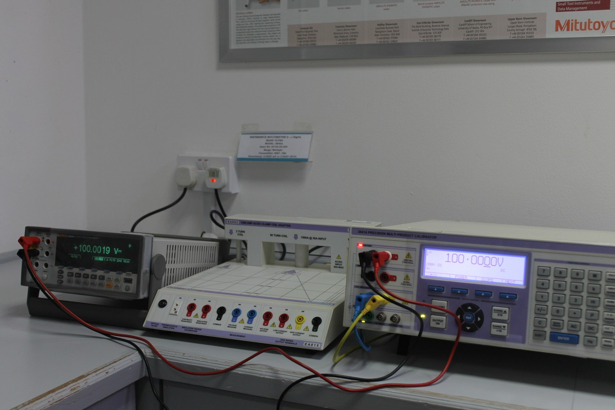 ELECTRICAL-MULTIMETER CALIBRATION1